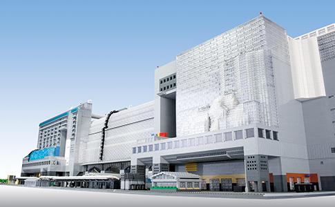 京都駅ビル [Kyoto Station Building]